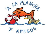 Logo: A la Plancha y Amigos