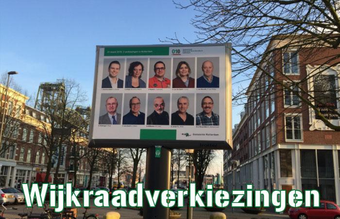 Wijkraadverkiezingen Noordereiland (foto: Annette de Bus)