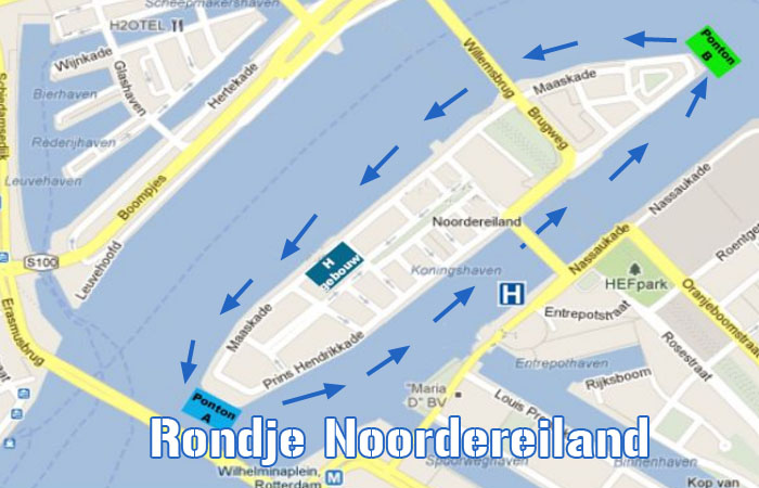 Rondje Noordereiland