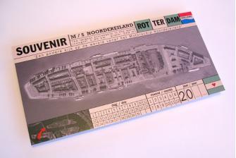 Noordereiland Postkaart