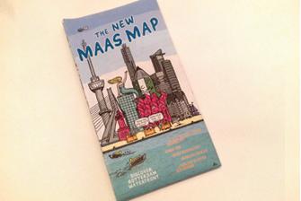 Nieuwe Maas kaart